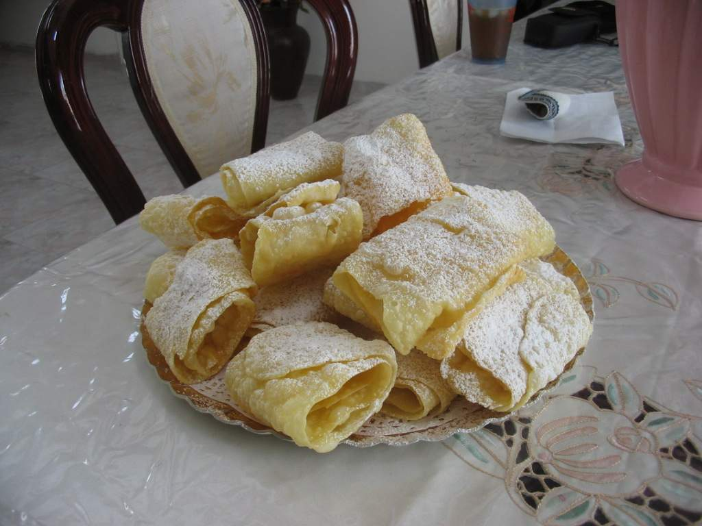 Faduelos the most  tastiest morocan cookies