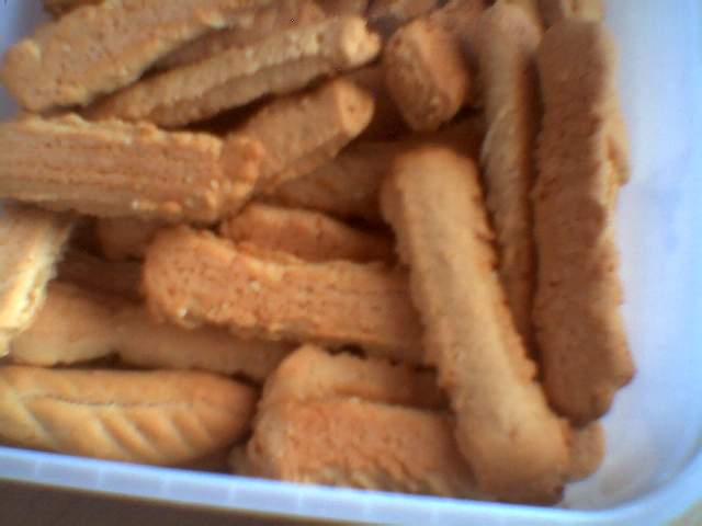 Moroccan cookie recipe